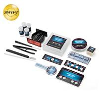 美国SWIFT中小学生儿童生物显微镜配件包DIY科学实验工具包实用套装