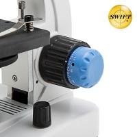 美国SWIFT光学生物显微镜儿童科学实验中小学生个性礼物便携玩具套装高倍高清1000倍SS110包邮