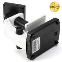 美国SWIFT数码电子显微镜带高清显示便携式USB500万像素放大镜可测量拍照维修SS40-UM3